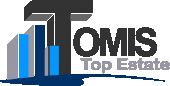 Logo Tomis Top Estate