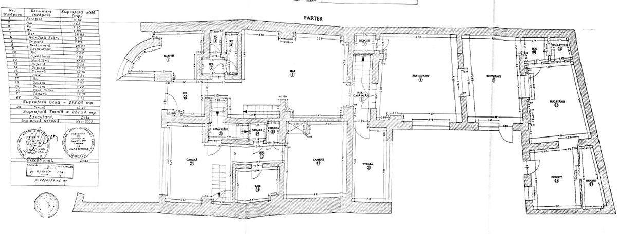 Casa Ultracentral 21