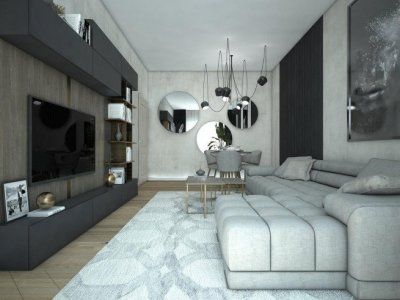 DIRECT DEZVOLTATOR! TOMIS NORD -2 camere TIP 2 in Perpetum Residence II