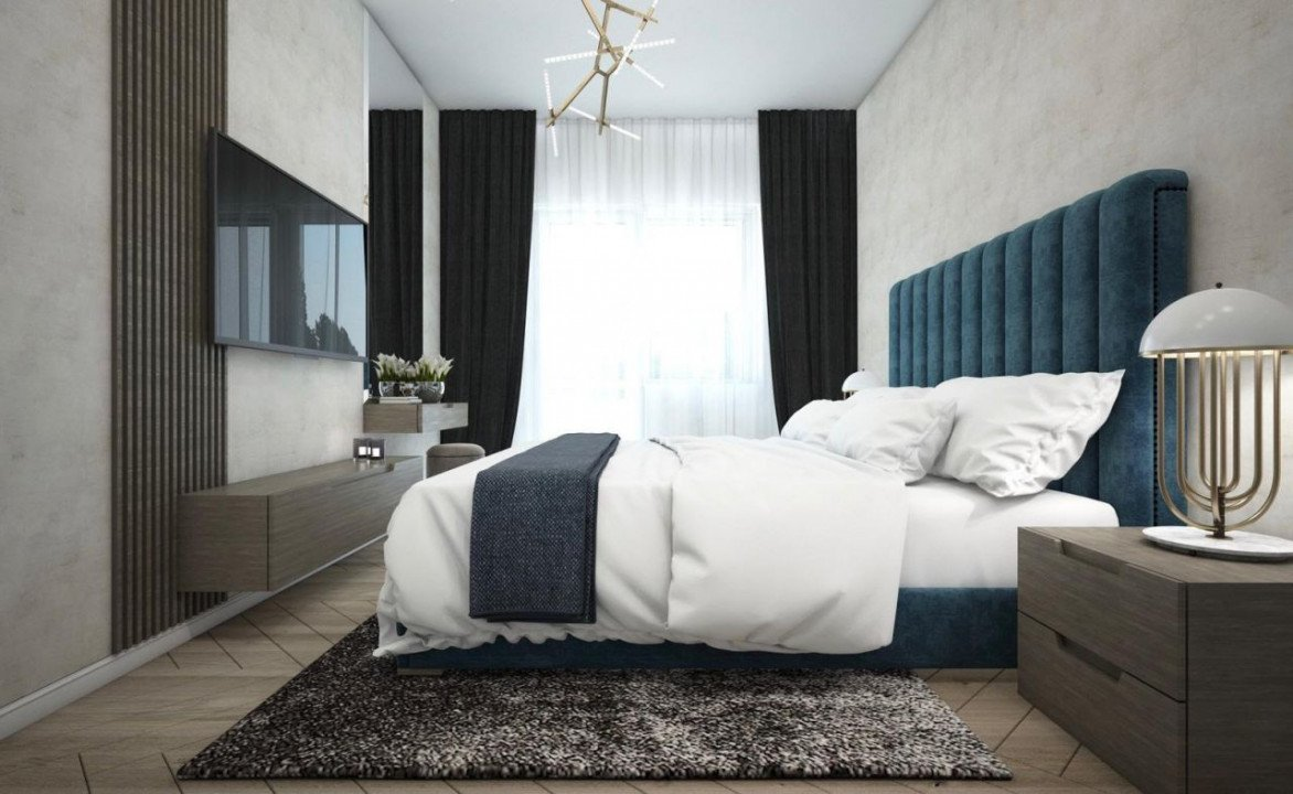 DIRECT DEZVOLTATOR! TOMIS NORD -2 camere TIP 2 in Perpetum Residence II  4