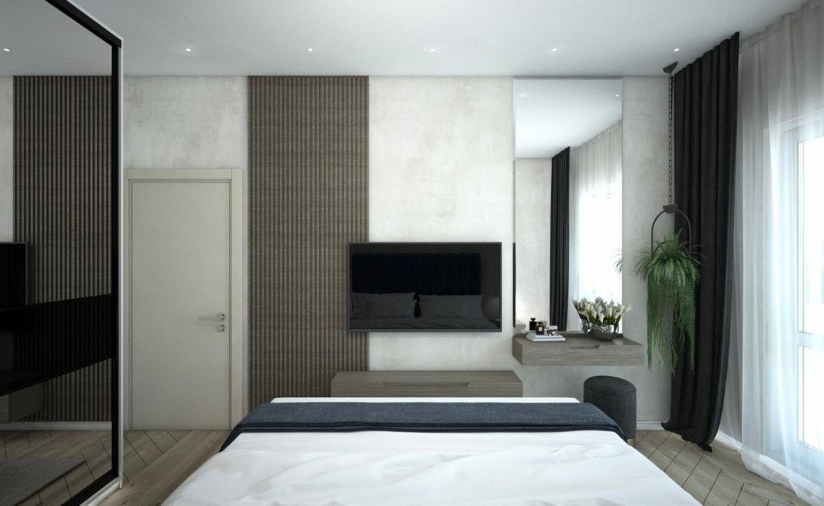 DIRECT DEZVOLTATOR! TOMIS NORD -2 camere TIP 2 in Perpetum Residence II  6
