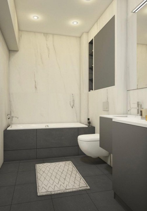 DIRECT DEZVOLTATOR! TOMIS NORD -2 camere TIP 2 in Perpetum Residence II  14