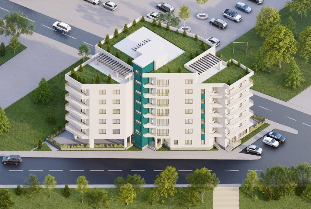 DIRECT DEZVOLTATOR! TOMIS NORD -2 camere TIP 2 in Perpetum Residence II  16