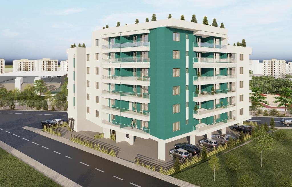 DIRECT DEZVOLTATOR! TOMIS NORD -2 camere TIP 2 in Perpetum Residence II  17