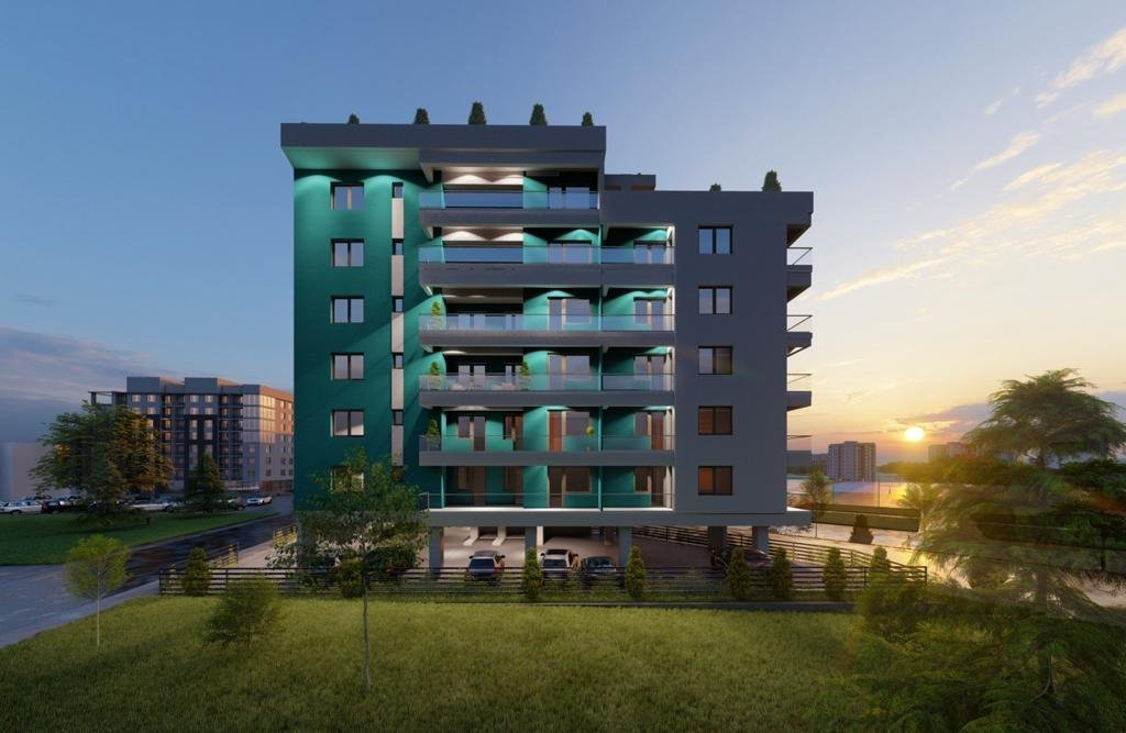 DIRECT DEZVOLTATOR! TOMIS NORD -2 camere TIP 2 in Perpetum Residence II  21