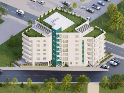 DIRECT DEZVOLTATOR! TOMIS NORD -2 camere TIP 3 in Perpetum Residence II
