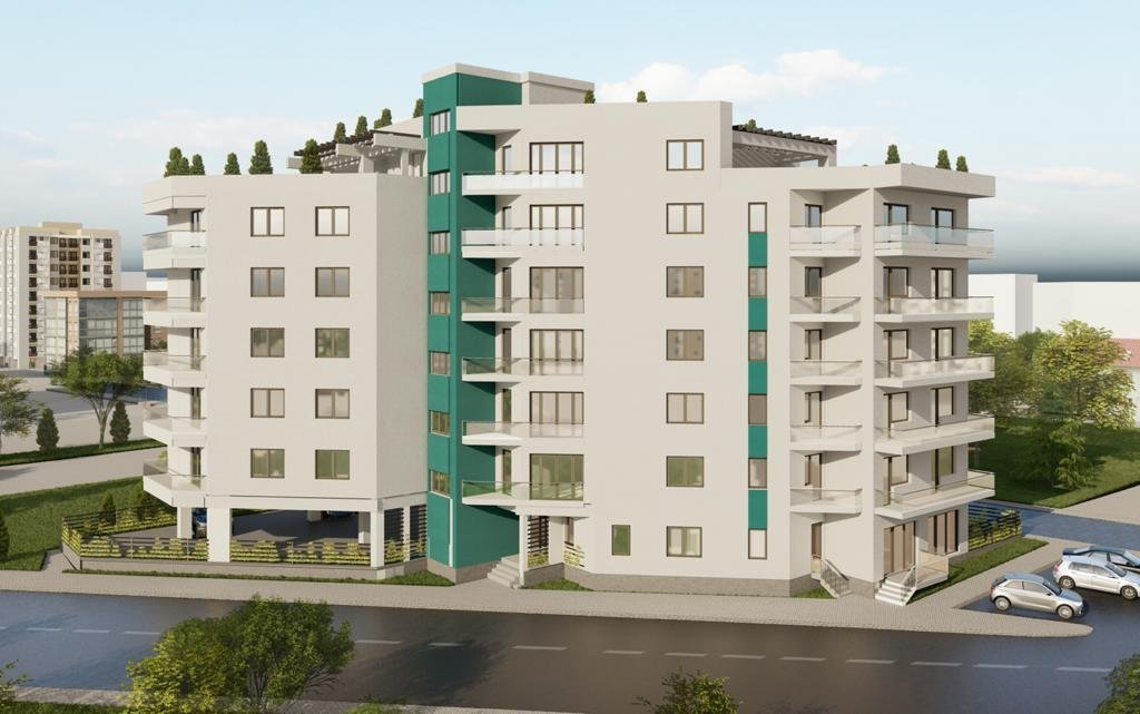 DIRECT DEZVOLTATOR! TOMIS NORD -2 camere TIP 3 in Perpetum Residence II  3