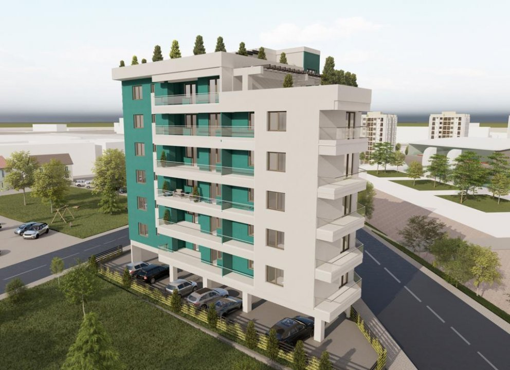 DIRECT DEZVOLTATOR! TOMIS NORD -2 camere TIP 3 in Perpetum Residence II  4