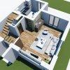 Casa Mediteraneana 4 camere + Garaj Pitesti thumb 6