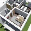 Casa Mediteraneana 4 camere + Garaj Pitesti thumb 7