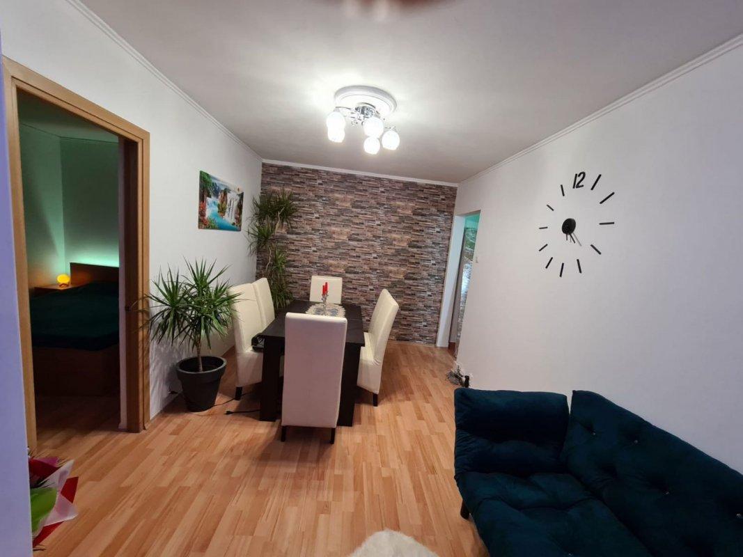Tomis Nord - Oxford apartament 3 camere lux cu centrala gaz 5