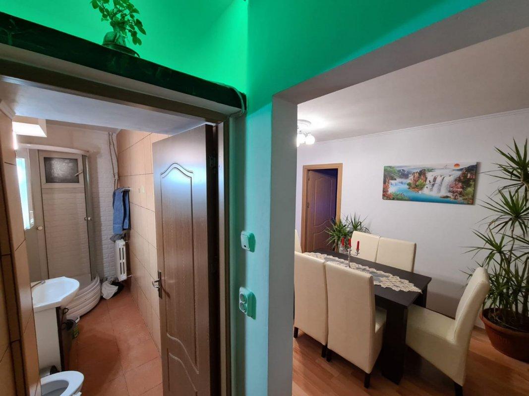 Tomis Nord - Oxford apartament 3 camere lux cu centrala gaz 12