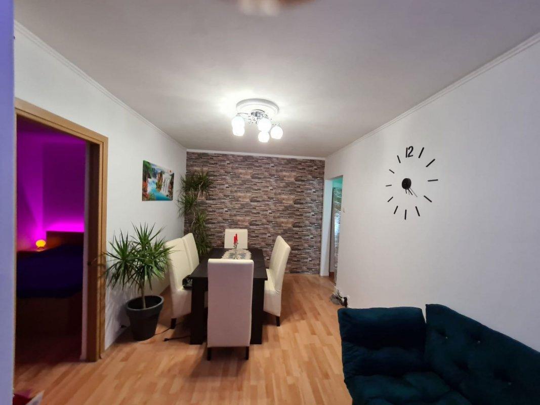 Tomis Nord - Oxford apartament 3 camere lux cu centrala gaz 25