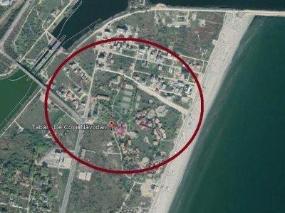 Constanta - Mamaia Nord - Tabara Navodari - teren intravilan 1020mp